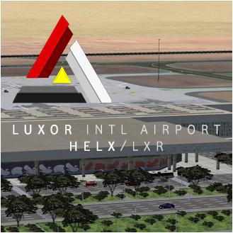 Luxor Intl Airprot (HELX)